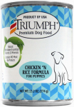 Sunshine Mills 003830 Dog Food, Canned, Chicken 'N Rice, Puppy Formula, 13.2-oz.
