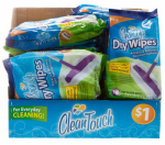 Flp 8877 16PK Dry Floor Wipes