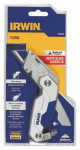 Irwin Industrial Tool 1858320 Utility Knife & Screwdriver, Folding, Metal