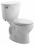 American Standard Brands 3378128ST.020 Toilet To Go Bowl & Tank,  Low-Flow, Elongated Front, White