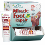 Miracle Of Aloe 40129 Foot Repair, Aloe Foot Cream, Heel Repair, Cracked Feet, Miracle Foot Repair