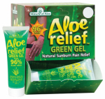 Miracle Of Aloe 41751 Aloe Relief Green Gel