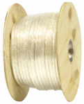 Wellington Cordage G1016S1000FR 1/4x1000 Braid Nylon Rope