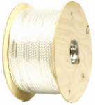 Wellington Cordage N1824S0540FR 3/8x540 Twist Nylon Rope