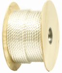 Wellington Cordage N1832S0260FR 1/2x260 Twist Nylon Rope