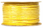 Wellington Cordage P2432S0300YFR 1/2x300 Yellow Braid Rope