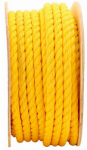 Wellington Cordage P9M48S0120YFR 3/4x120 Yellow Twist Rope