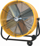 Ventamatic BF24TF YEL Tilt Fan, Direct Drive, 2-Speed, 24-In.