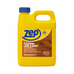 Zep ZUCAL32 Calcium, Lime & Rust Stain Remover, 32-oz. Concentrate