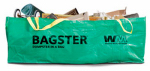 Wm Bagco 3CUYD Dumpster In Bag, 8 x 4 x 2.5-Ft.