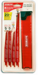 Freud DS006S 6PC Recip Steel Blade Set