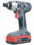 Jinding Group 176578 Cordless Impact Driver Kit, 20-Volt Lithium-Ion Battery