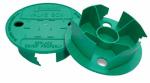 Conservco Water Conservation VL-6 Universal Underground Sprinkler Valve Box Lid