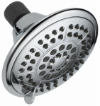 Delta Faucet 75554 5-Spray Showerhead, Chrome