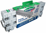 Fernco FSDP-GP3G Storm Drain Kit, 5-Pc.