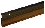 Thermwell A82/36BR Door Sweep, Aluminum & Vinyl, Bronze, 2-3/8-In. x 3-Ft.