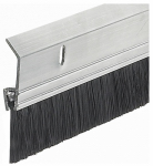 Thermwell SB36H Brush Door Sweep, Heavy-Duty Aluminum, 2 x 36-In.