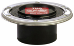 "Sioux Chief Mfg 884-ATM 3""ABSx4"" Closet Flange"