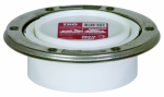 "Sioux Chief Mfg 886-4PTM 4""PVC Hub Closet Flange"
