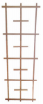 Heartland Home & Garden 26570 Ladder Trellis, Wood, 24 x 72-In.