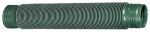 "Amerimax Home Products 86011A Downspout Extension, Flexible Green, Extends to 78""."