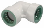 Orbit Irrigation Products 33774 Underground Sprinkler Elbow, 1/2-In. PVC Lock