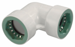 Orbit Irrigation Products 34774 Underground Sprinkler Elbow, 3/4-In. PVC Lock