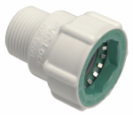 Orbit Irrigation Products 34778 Underground Sprinkler Adapter, 3/4-In. PVC Lock x 3/4-In. MPT