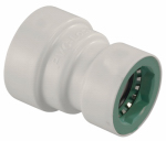 Orbit Irrigation Products 34779 Underground Sprinkler Reducer Coupling, 3/4-In. x 1/2-In. PVC Lock