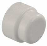 Orbit Irrigation Products 35680 Underground Sprinkler End Cap, 1-In. PVC Lock