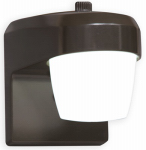 Cooper Lighting FES0650LPC LED Entry & Patio Light, Photo Control, Bronze