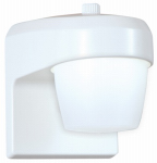 Cooper Lighting FES0650LPCW LED Entry & Patio Light, Photo Control, White