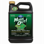Central Garden Brands 100099156 Moss Outdoor or Outer For Lawns, Covers 2,000-Sq. Ft.