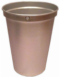 Roth Suguarbush 851080002251 Aluminun Sap Bucket, 2-Gals.