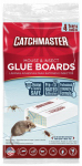 Ap & G 1872 Baited Mouse/Insect Glue Trap, 4-Pk.