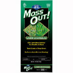 Central Garden Brands 100099164 Moss Outdoor or Outer Lawn Granules, Covers 5,000-Sq. Ft.