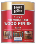 Absolute Coatings Group 53104 Polyurethane Wood Finish, Satin, 1-Qt.