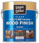 Absolute Coatings Group 53501 Polyurethane Wood Finish, Gloss, 1-Gal.