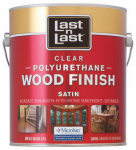 Absolute Coatings Group 53511 Polyurethane Wood Finish, Satin, 1-Gal.