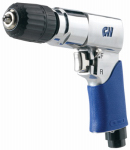 Campbell Hausfeld TL054500AV Reversible Air Drill With Chuck, 3/8-In.