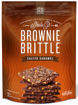 Brownie Brittle SG1238 Brownie Brittle, Salted Caramel, 5-oz.