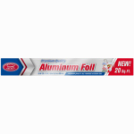 "Delta Brands & Products 92799-5 25ft Aluminum Foil (12"" x 25ft)"