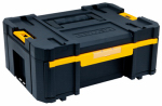 Stanley Consumer Tools DWST17803 TSTAK Organizing System, Deep Drawer Box With 6 Removable Cups