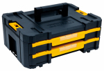 Stanley Consumer Tools DWST17804 TSTAK Organizing System, 2-Drawer With Dividers