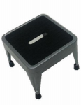 Cosco 11-010PBL Step Stool, Steel, Non-Folding