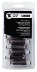 Brainerd Mfg Co/Liberty Hdw 790304 Cabinet Door Damper, Nickel-Plated, 10-Pk.