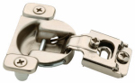 Brainerd Mfg Co/Liberty Hdw H70223C-NP-C Cabinet Hinge, Nickel Over Base Plate, .5-In.