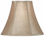 Kenroy Home FMSH305-14-GLD Lamp Shade, Gold, 6.5 x 14 x 11.5-In.