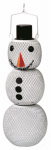Woodstream SM00345 Bird Feeder, Snowman