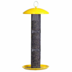 Woodstream YSSF00346 Finch Tube Bird Feeder